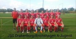 A Jugend JSG Drakenburg/Erichshagen 2018/2019©TuS Drakenburg