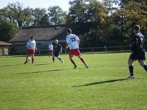 Auswärtsspiel gegen SBV Erichshagen II.