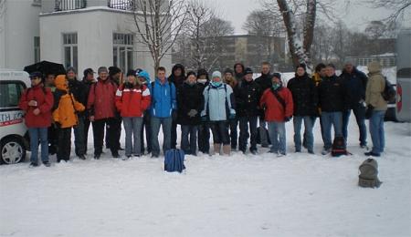 Badminton Wintertour