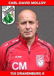 Trainer Carl-David Molloy