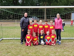 F-Jugend Saison 2018/2019©TuS Drakenburg