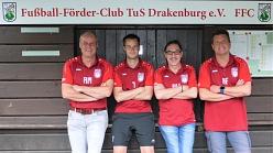 FFC Vorstand vor der Hütte©Ralf Freitag