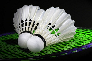 Badminton allgemein