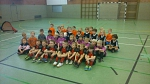G-Jugend des TuS Drakenburg erreicht den 2.Platz beim Hallenturnier in Hoya