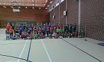 G-Jugend Turnier in der Halle