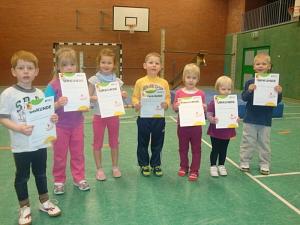 Jugendabzeichen 2011