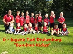 Mannschaftsfoto Bambini-Kicker am 20.09.2020©RF
