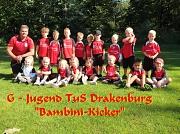 Mannschaftsfoto Bambini-Kicker am 20.09.2020