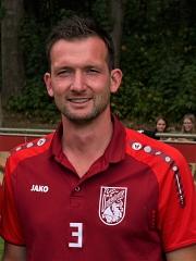 Spartenleiter Christian Engelmann