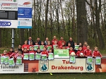 Sponsorenfoto mit Autohaus Südring