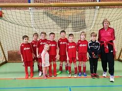 Unser F-Jugend  5.Öngel-Cup in Eystrup©TuS Drakenburg