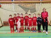 Unser F-Jugend  5.Öngel-Cup in Eystrup